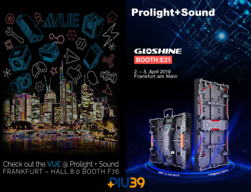 Prolight + Sound Francoforte 2019