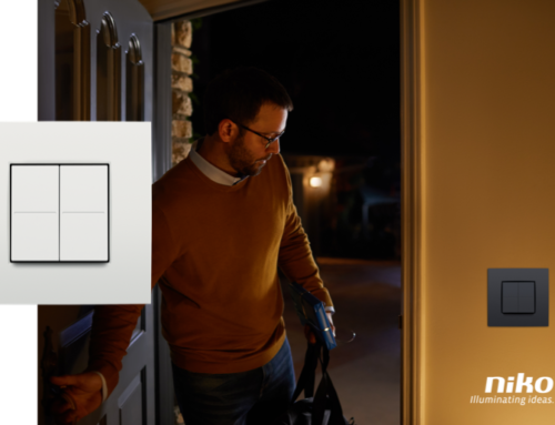 Il design Niko supporta l'ecosistema Philips Hue