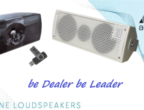 Be Dealer be Leader Vue Audiotechnik Italia